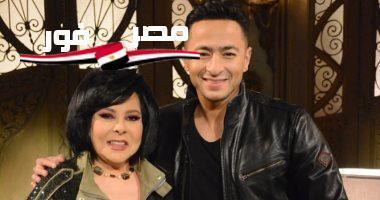 حمادة هلال يتصدر ترند جوجل بعد ظهوره مع إسعاد يونس مصر فور