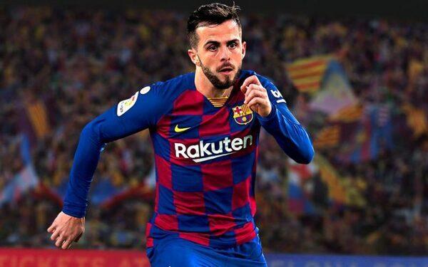 بيانيتش يقترب من مغادرة برشلونة