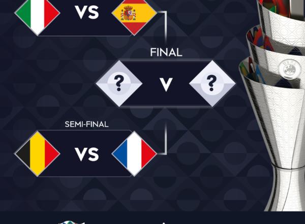 تعرف على أحداث نصف نهائي دوري الأمم الأوروبية